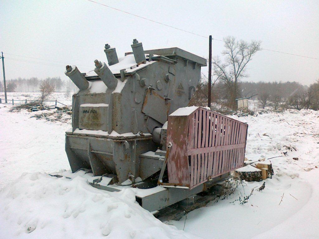 Дробилку роторную СМД-75А